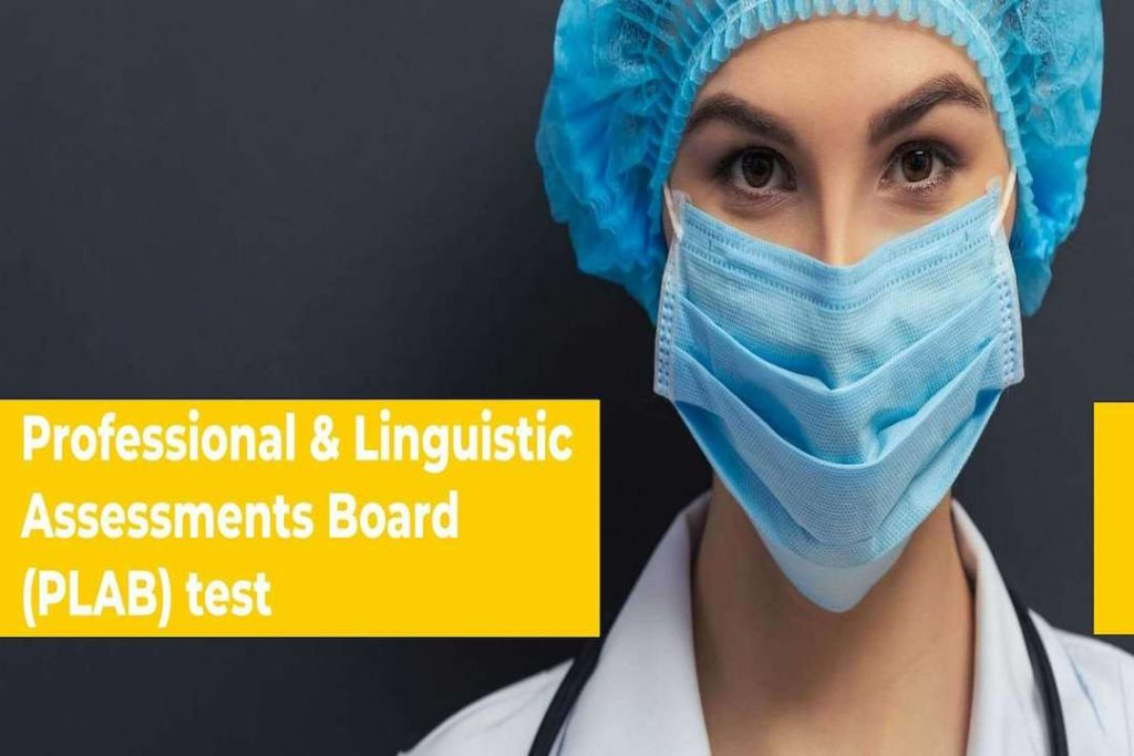 PLAB test - Levels of PLAB Test (PLAB 1, PLAB 2)Professional and Linguistic Assessments Board)