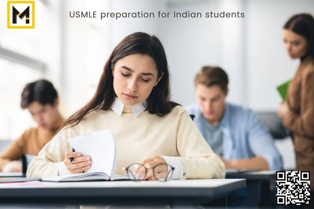 How to do USMLE preparation for Indian students